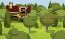 Ann ở đâu trong rừng cây?