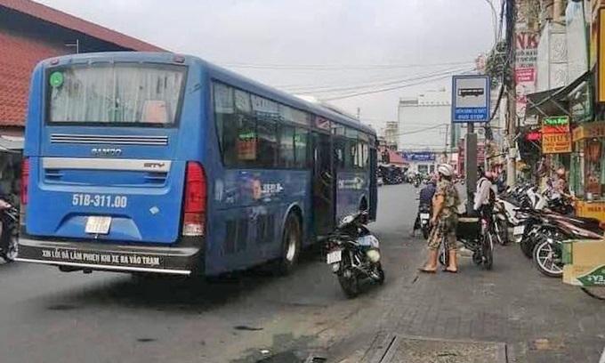 Những chuyến xe buýt 'vô cảm'
