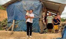 Ông Đoàn Ngọc Hải lấy lại tiền ủng hộ xây nhà cho người nghèo