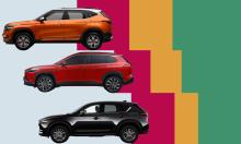 Những mẫu SUV và crossover bán chạy nhất quý I