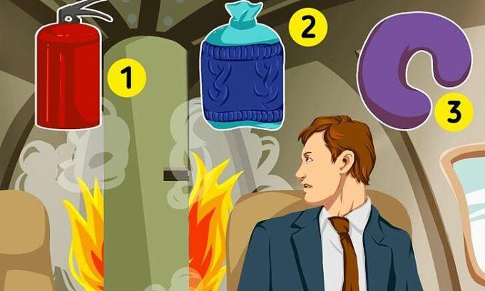 Thử thách khả năng sinh tồn qua bốn tình huống