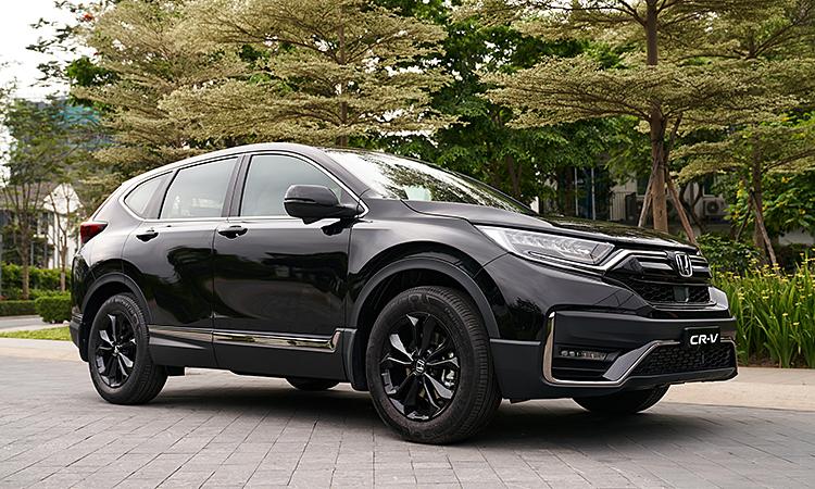 Honda CR-V LSE