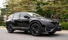 Honda CR-V LSE - lựa chọn cho khách hàng cá tính