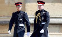 Hoàng gia Anh 'giữ thể diện' cho Harry trong đám tang ông nội