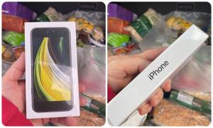 Mua táo online, nhận được iPhone