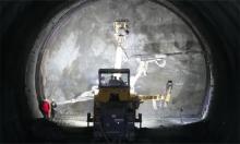 Thông hầm đường sắt cao tốc xuyên núi đá vôi