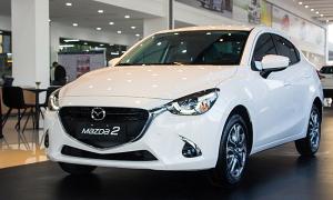 600 triệu nên mua Accent hay Mazda2?
