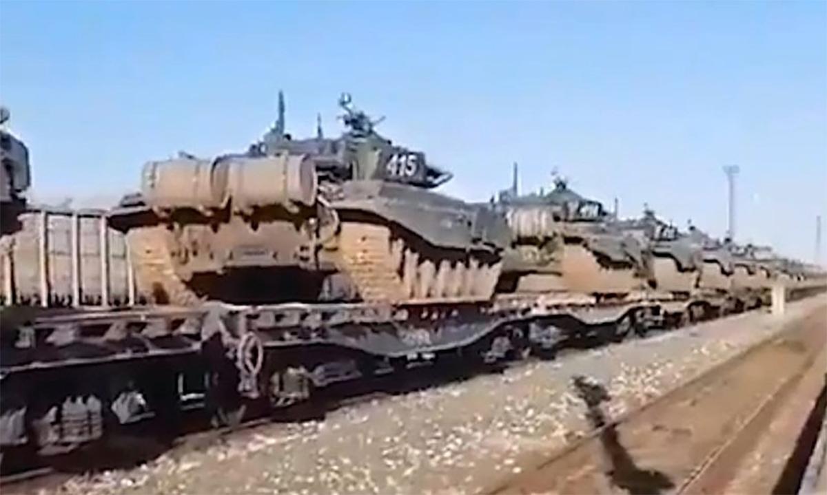Lãnh đạo ba nước kêu gọi Nga rút quân gần biên giới Ukraine