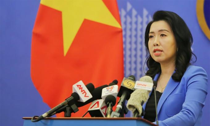 Việt Nam lên tiếng việc Mỹ gỡ mác thao túng tiền tệ