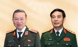 16 tướng lĩnh Quân đội, Công an ứng cử đại biểu Quốc hội