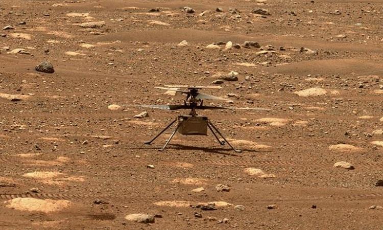Trực thăng NASA sẽ cất cánh trên sao Hỏa ngày mai
