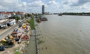 Dự án chống ngập Cần Thơ nguy cơ đội vốn 4.400 tỷ đồng