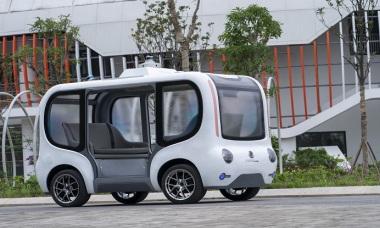 Người Việt phát triển xe tự hành cấp độ 4 đầu tiên