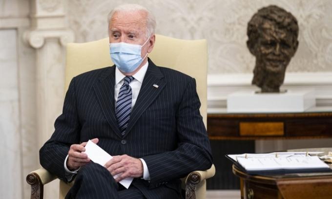 Biden cấm gọi di dân là 'người nước ngoài bất hợp pháp'