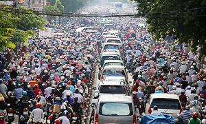 Cần có 'Tuần lễ không xe máy' ở Sài Gòn
