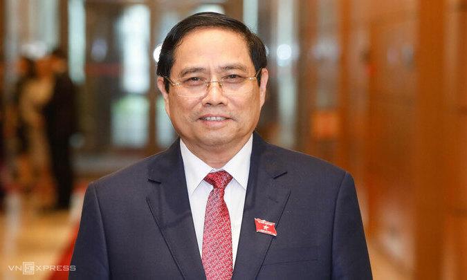 Lĩnh vực công tác của Thủ tướng, 5 Phó thủ tướng