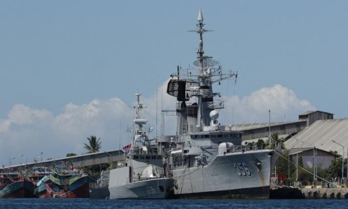 Tổng thống Indonesia lệnh toàn lực tìm tàu ngầm