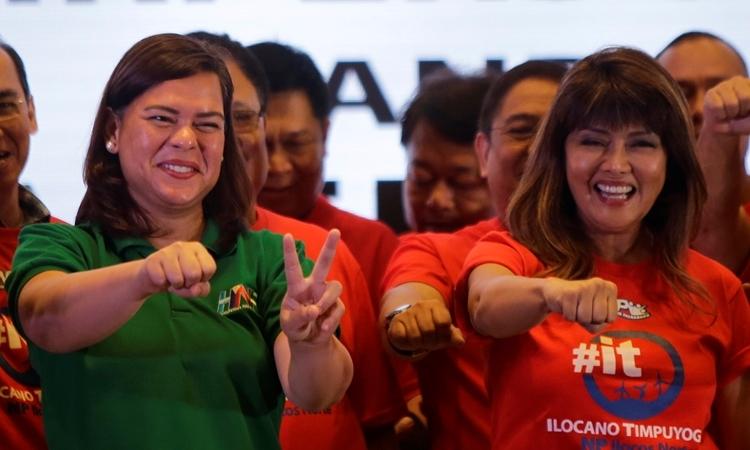 Con gái Duterte dẫn đầu thăm dò về ứng viên tổng thống
