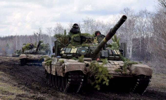 Thế khó của Ukraine nếu nổ ra xung đột với Nga