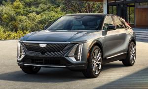 Cadillac Lyriq - ôtô điện mới giá từ 60.000 USD