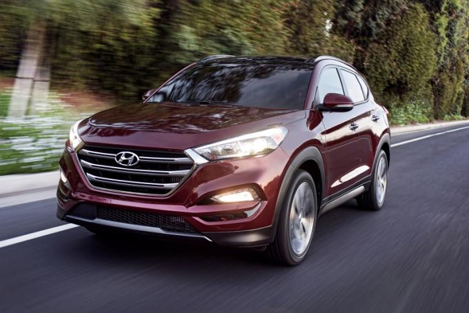 Định giá Hyundai Tucson 2018?