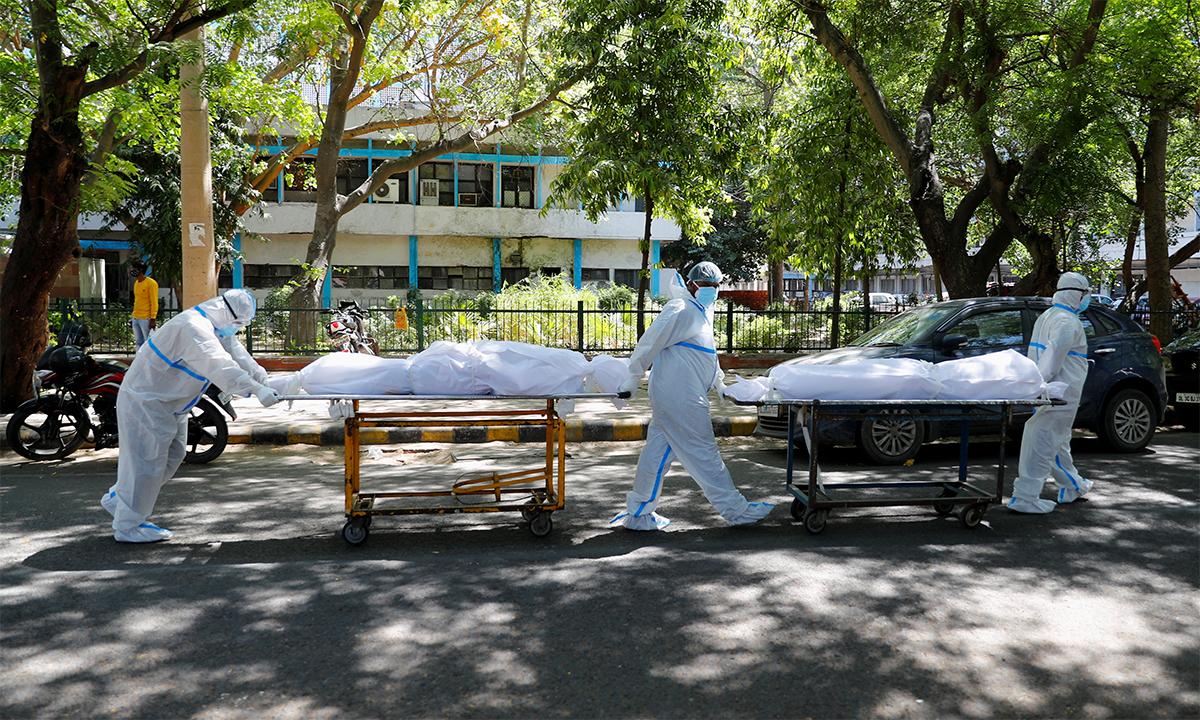 Ấn Độ cấp quyền khẩn cho quân đội chống Covid-19 - VnExpress