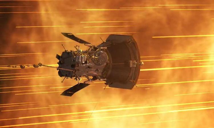 Tàu NASA trở thành vật thể nhân tạo nhanh nhất lịch sử