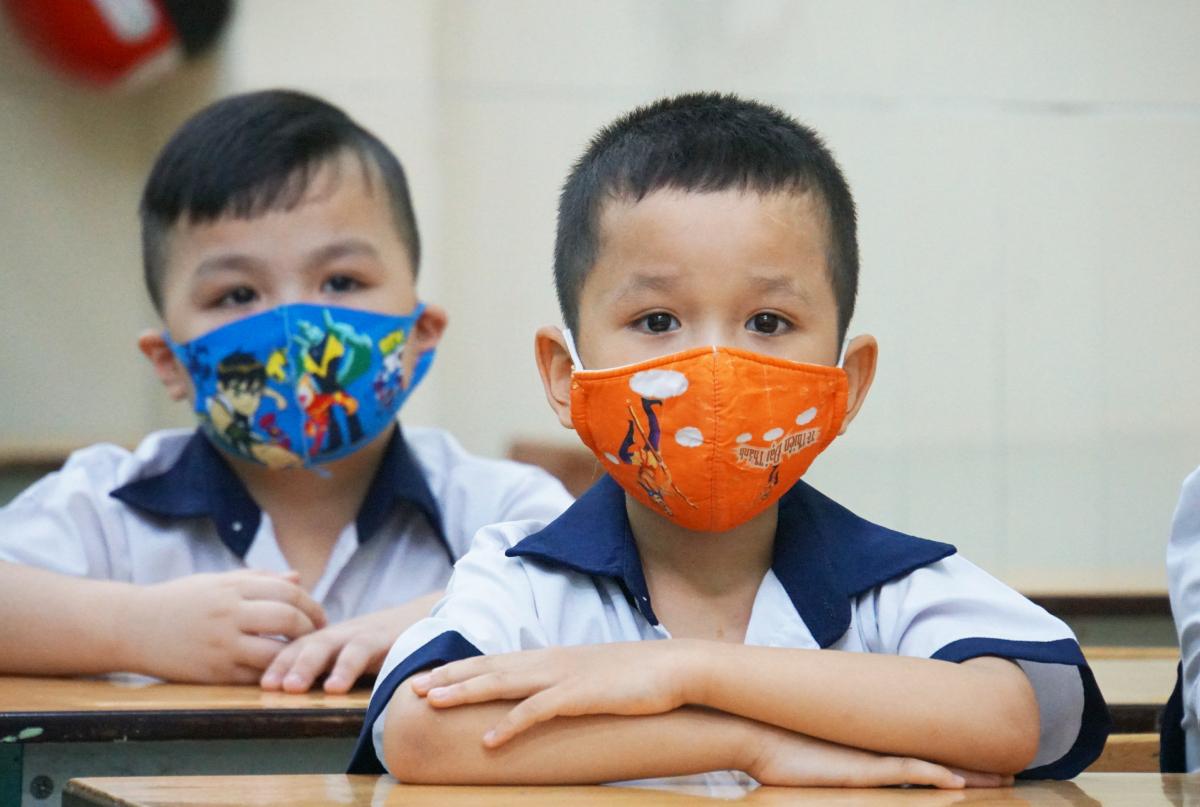Học sinh TP HCM dừng đến trường từ 10/5