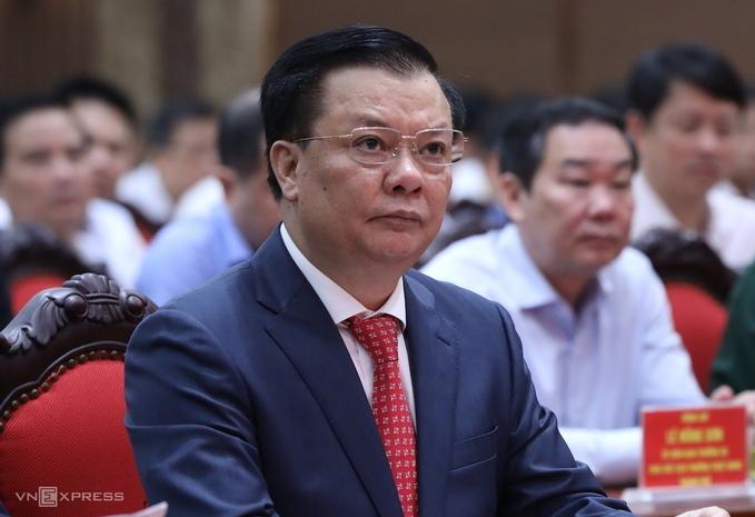 Ông Đinh Tiến Dũng: Không có chuyện 'phong tỏa' Hà Nội