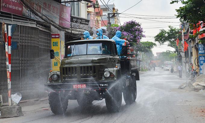 Thêm 80 ca nhiễm cộng đồng, dịch lan 23 tỉnh thành