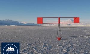 Cỗ máy tái tạo băng Bắc Cực