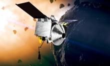 Tàu NASA bay từ tiểu hành tinh về Trái Đất