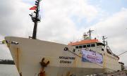 Việt Nam khảo sát biển Đông bằng tàu 'Viện sĩ Oparin'