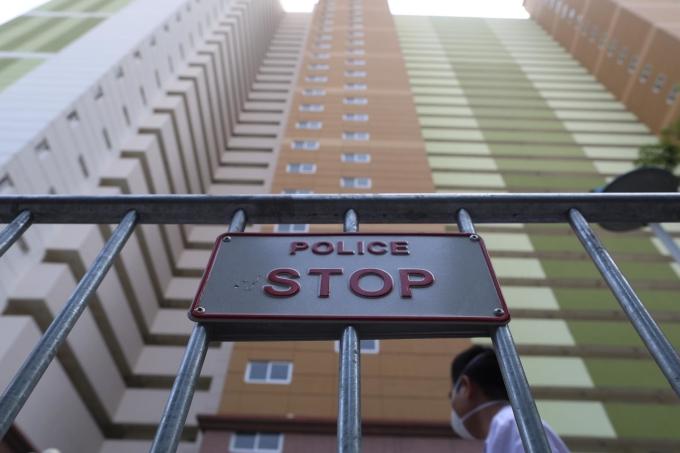 Hà Nội phong tỏa hai chung cư có ca nghi nhiễm