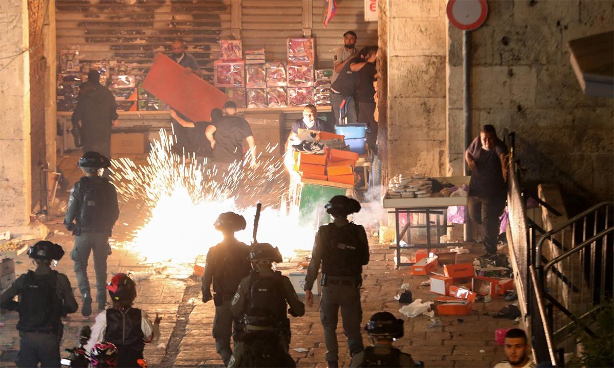 Lửa xung đột có thể châm ngòi chiến tranh toàn diện Israel – Palestine