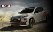Mitsubishi hồi sinh thương hiệu xe thể thao Ralliart