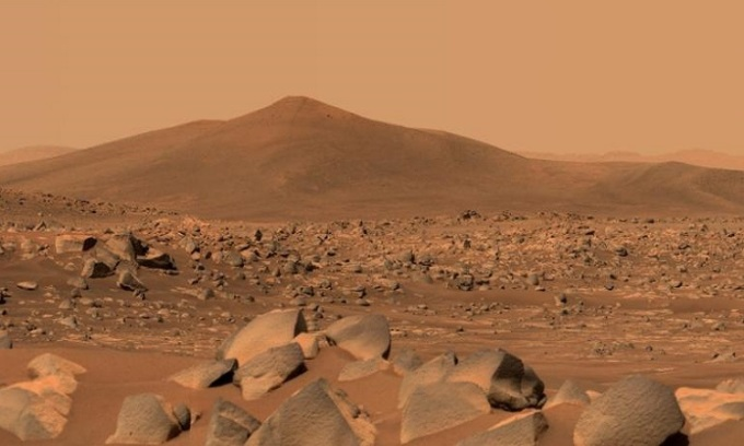 Robot NASA tìm kiếm sự sống trên sao Hỏa