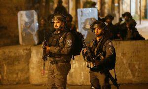 Israel trước tình thế ngoại công, nội kích