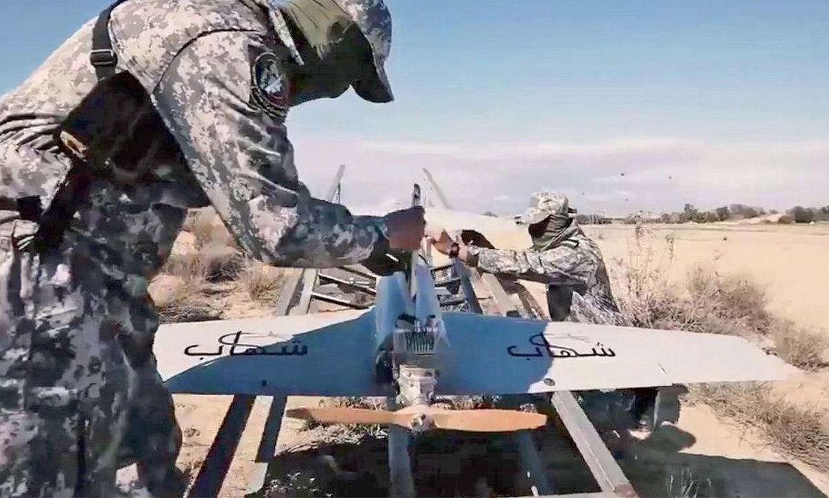 Hamas dùng UAV tự sát đối phó Israel