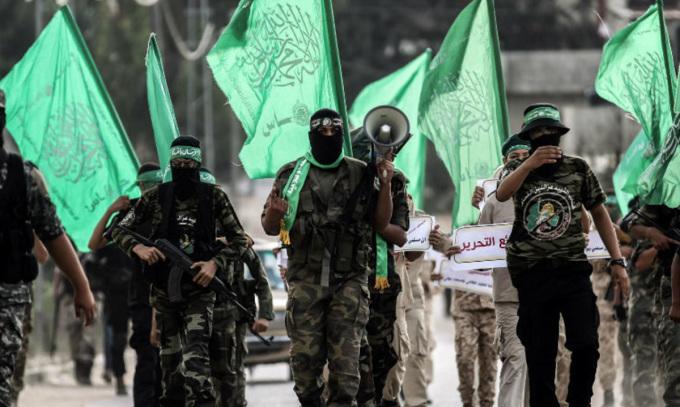 Hamas - nhóm chiến binh Gaza đối đầu Israel đến cùng