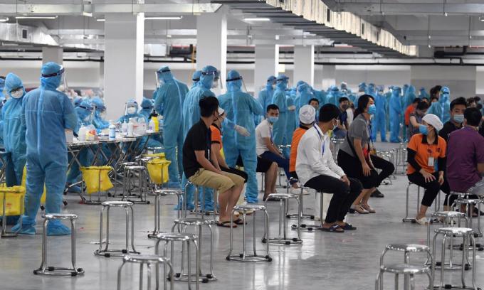Vì sao bệnh nhân Covid-19 ở Bắc Giang tăng nhanh?