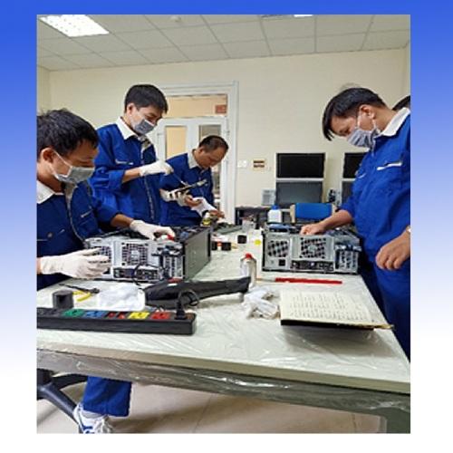 Công nghệ nhiệt đới hóa trang thiết bị điện, điện tử
