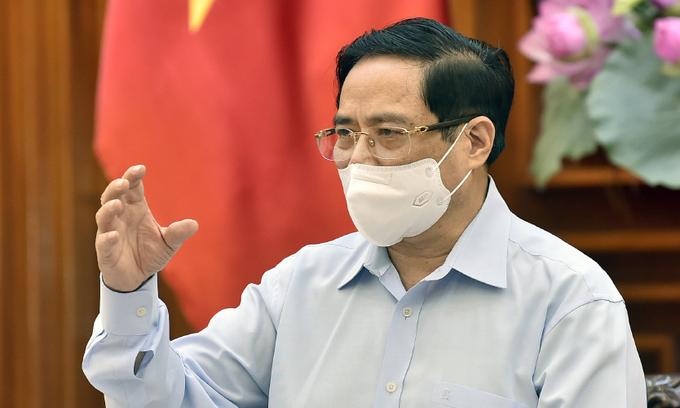 Thủ tướng: Cơ bản kiểm soát được dịch bệnh