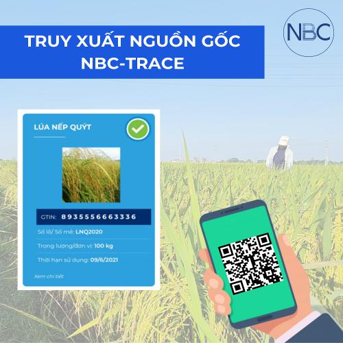 NBC-TRACE - Hệ thống truy xuất nguồn gốc