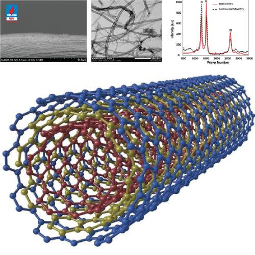 Vật liệu carbon nano tube (TIOP-CNT35)