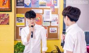 Học sinh Việt nghĩ gì về tranh biện?