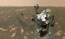 Robot NASA khởi động nhiệm vụ đầu tiên trên sao Hỏa