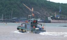 Hai ngư dân mất tích khi vào bờ tránh bão