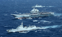 Trung Quốc phủ bóng thượng đỉnh NATO