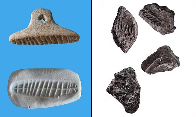 Phát hiện dấu niêm phong lâu đời nhất Israel